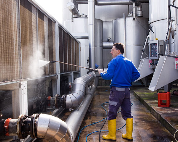 industrial cleaners liverpool